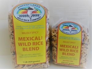 Mexicali wild rice blend