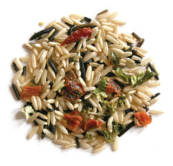 Seasoned Wild Rice Blends