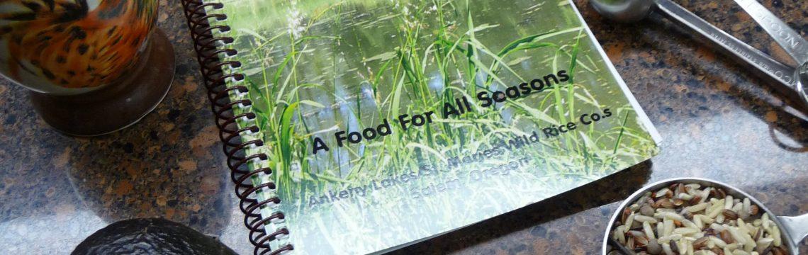 Wild Rice Cookbook