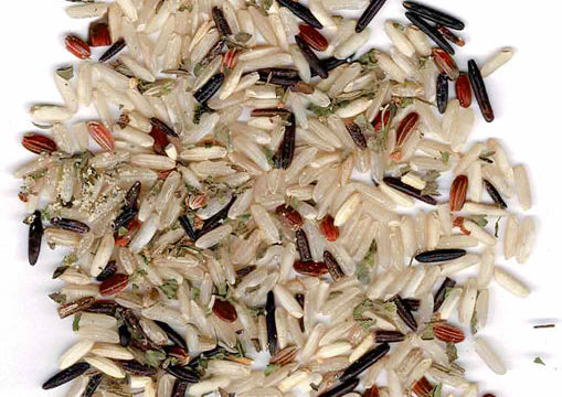 Lemon Basil Wild Rice Blend